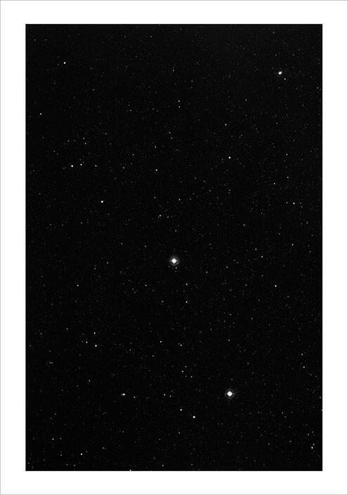 Star 16h 08m /-25°, 1992/2016