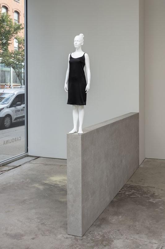 Joana and the Wall, 2019